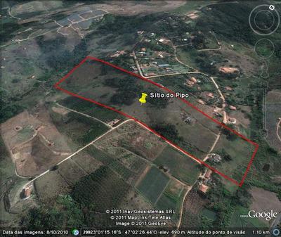 Sitio Em Valinhos (próx. Anhanguera) - 12,1 Ha De Área