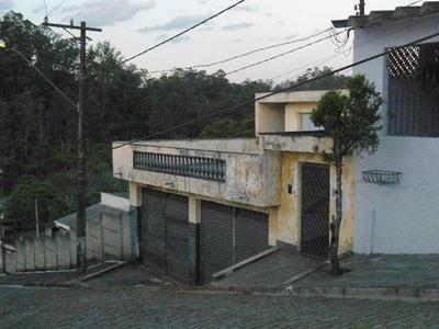 Casa No Bairro Jardim Caçula, Ribeirão Pires