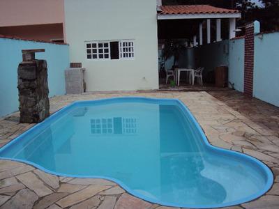 Casa C Piscina,hidro, Cascata Em Ubatuba