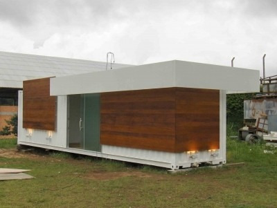 Casas Em Conteiner De 30 Mts Promoção R$ 40.000,00