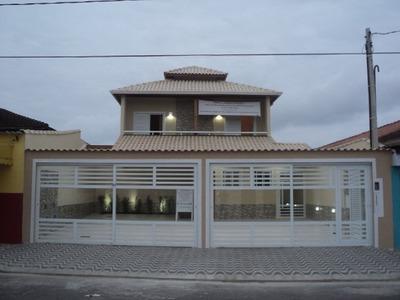 Sobrado Novo 02 Dormitórios 01 Vaga Aviação Praia Grande Sp