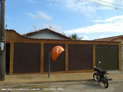 Casa Para Venda - Tatuí / Sp No Bairro Cdhu - 203