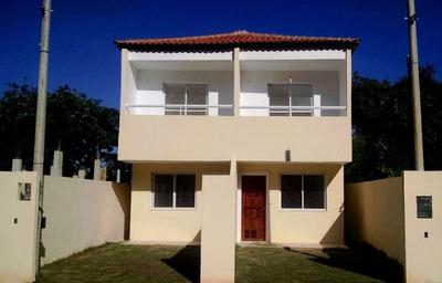 Casa Duplex Em Pedra De Guaratiba - Rj