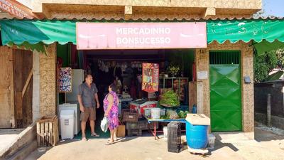 Comércio Completo (mercado) Com Casa Em Suzano - Sp