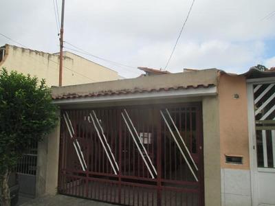 Venda Casa Terrea Sao Bernardo Do Campo Taboao Ref:122952 - 1033-1-122952