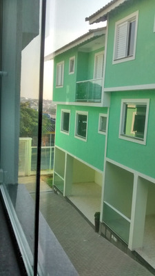 Sobrado Em Condomínio 3 Dorms 1 Suíte C Sacada Em Itaquera