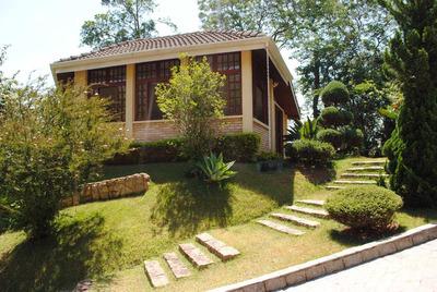 Casa Em Condomínio De Alto Padrão A 25 Min De Sp