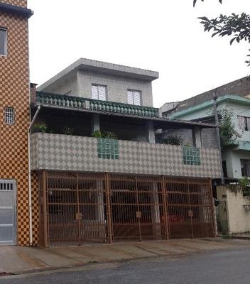 Venda Casa Terrea Sao Bernardo Do Campo Taboao Ref:123065 - 1033-1-123065