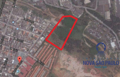 Área Para Incorparação/ Logistica/ Locação/venda - Bi15980