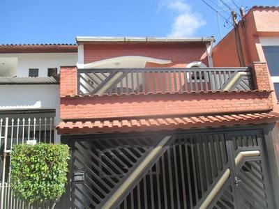 Venda Sobrado Sao Bernardo Do Campo Bairro Dos Casa Ref:1081 - 1033-1-108182