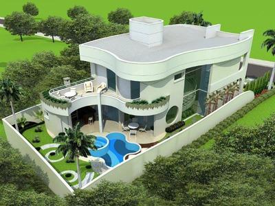 Casa Residencial À Venda, Parque Das Quaresmeiras, Campinas. - Codigo: Ca0984 - Ca0984