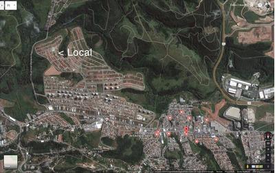Lindo Terreno Em Cajamar, Bairro Planejado, À 20m Da Lapa