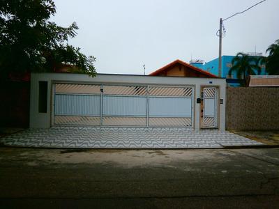 Casas Novas Em Condomínio Em Praia Grande, Vila Mirim, 1 Dor