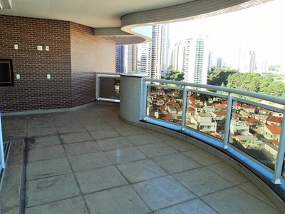 Apartamento Residencial À Venda, Jardim Anália Franco, São Paulo. - Codigo: Ap0900 - Ap0900