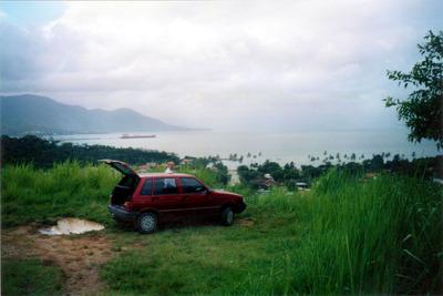 Terreno Ilhabela C/vista Total P/ Mar E Escritura Definitiva