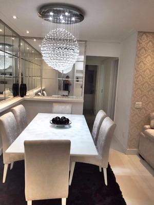 Apartamento 100m² - Condomínio Concept Anália Franco