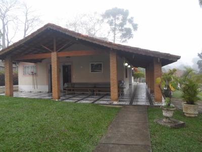 Santa Isabel - Chácara/piscina/caseiro/hospedes Ref:04100