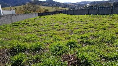 Lindo Terreno Em Condomínio Fechado Em Atibaia Oportunidade