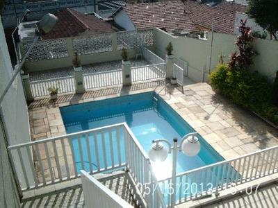 Casa Residencial Em Sao Paulo - Sp, Cidade Vargas - Ca01351