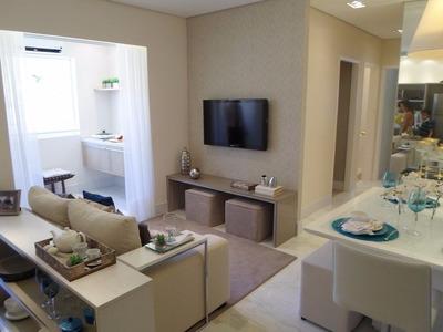 Apartamento Centro Diadema 2 Dormitórios Com Terraço Grill