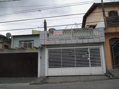Venda Casa Terrea Sao Bernardo Do Campo Bairro Assunçao Ref: - 1033-1-118519