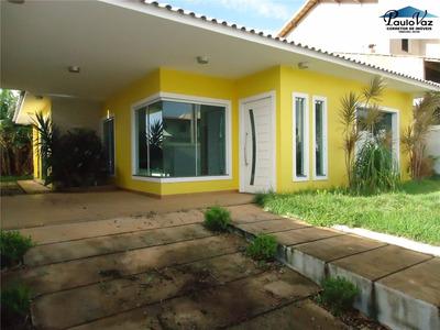 Linda Casa Em Condomínio Araruama Rj 3 Quartos Sendo 1 Suíte