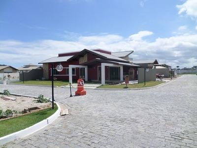 Casa 3 Quartos (1 Suíte) Em Condomínio - São Pedro Da Aldeia - Cs-615