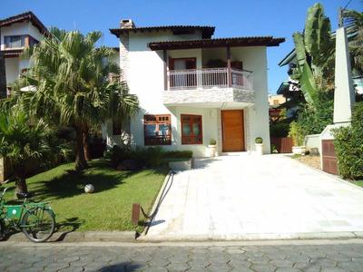 Casa Na Praia 298m² Mobiliada - Condomínio Hanga Roá