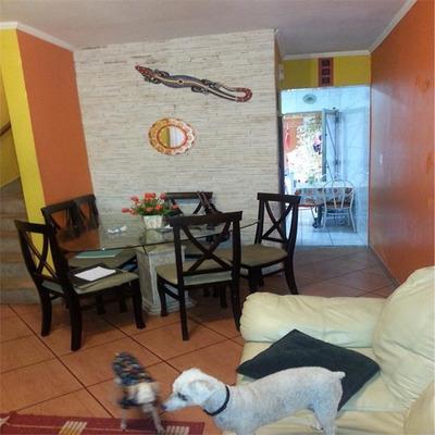 Sobrado Residencial À Venda, Sapopemba, São Paulo. - Codigo: So0712 - So0712