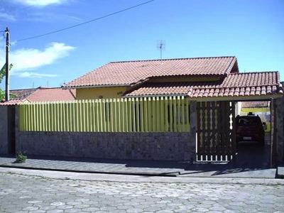 Casa Balneário Paranapuan Itanhaém Cod. 313
