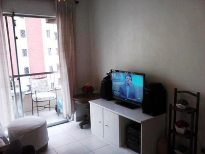 Apartamento Residencial À Venda, Jardim Marajoara, São Paulo. - Codigo: Ap0485 - Ap0485