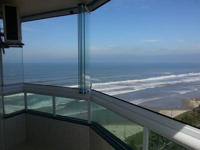Apartamento Praia Grande Caiçara C Proprietário Vista Do Mar