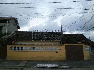 Excelente Casa Semi Isolada Em Praia Grande, Balneário Maracanã