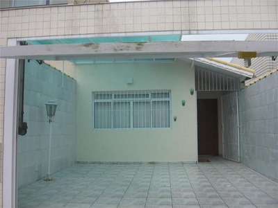 Casa Em Praia Grande, Balneário Flórida, 2 Dorms. Sendo 1 Su