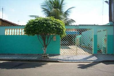 Casa Residencial À Venda, Vila Caiçara, Praia Grande - Ca0467.