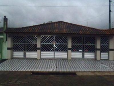 Casa Isolada Em Praia Grande, 3 Dorms., 2 Suítes, 2 Wcs - Ca2292