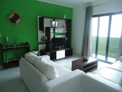 Apartamento Residencial À Venda, Canto Do Forte, Praia Grande. - Codigo: Ap0827 - Ap0827