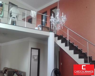 Casa De Condominio Residencial Em Lauro De Freitas - Ba, Vilas Do Atlantico - Ca00078