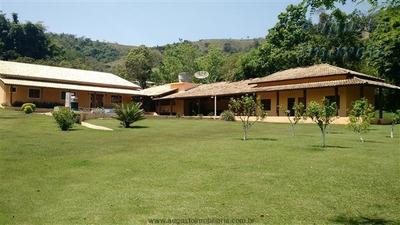 Lindo Sitio Em Atibaia Com Casa De Alto Padrão Com 13.000mts