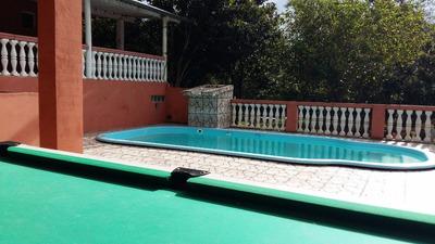 Alugo Sitio Com Piscina Em Embu Guaçu, 10 Min, Do Centro,