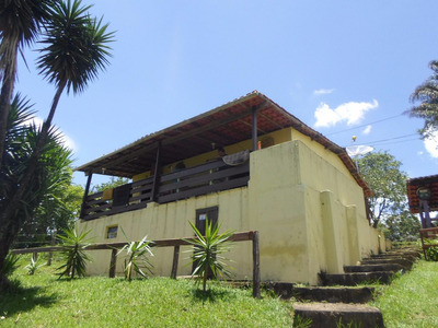 Juquitiba - Chácara/semi Plana/baias/churrasq Ref: 04137