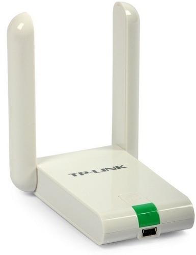 adaptador wireless usb 300mpbs tp-link tl-wn822n 2 antenas