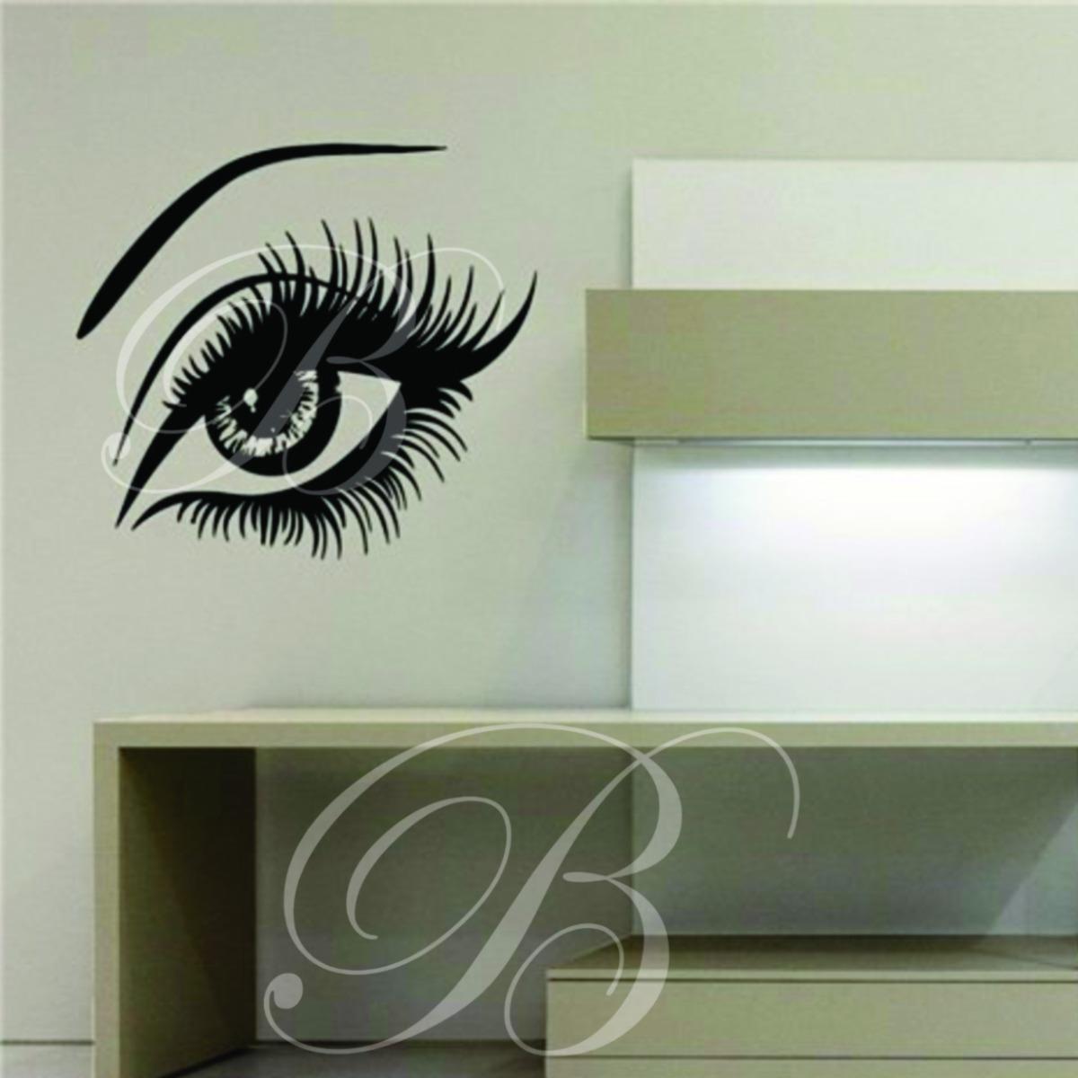 Artesanato Brasil Escola ~ Adesivo De Parede Manicure Sal u00e3o De Beleza