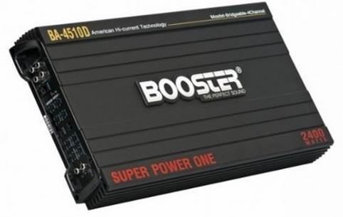 modulo amplificador power one booster ba 4510d 2400w c nf. Black Bedroom Furniture Sets. Home Design Ideas
