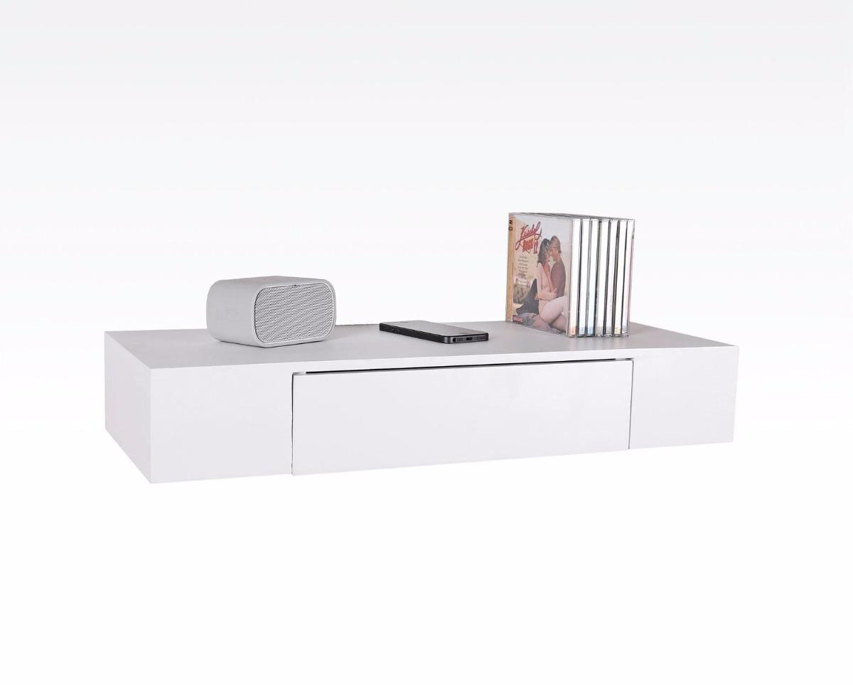 Aparador Escrivaninha Suspensa Mesa P/computador Mdf R$ 179 90 em  #7D574E 1200x964