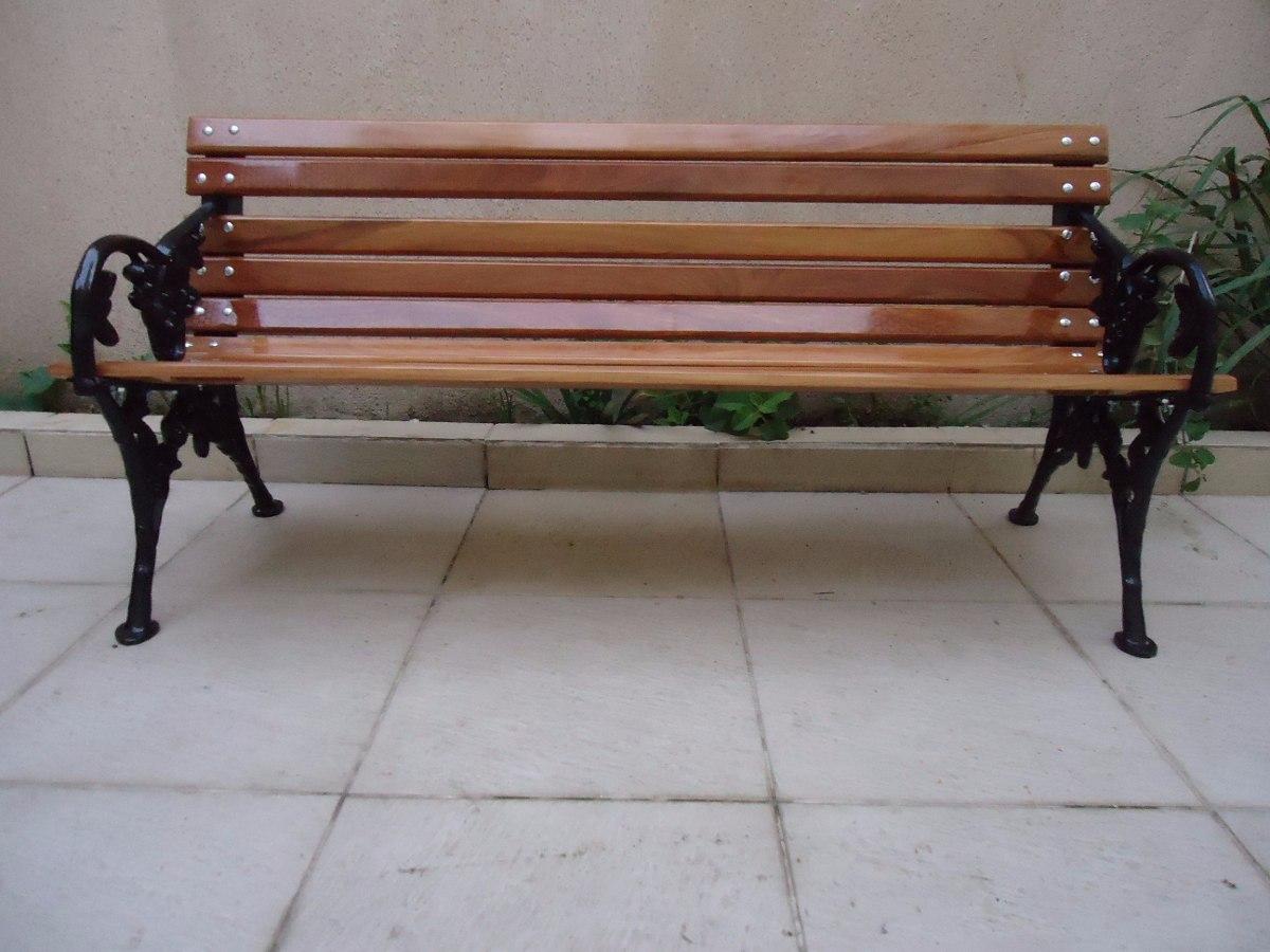 Banco de jardim caf banco de pra a r 345 00 em for Banco de plastico para jardin