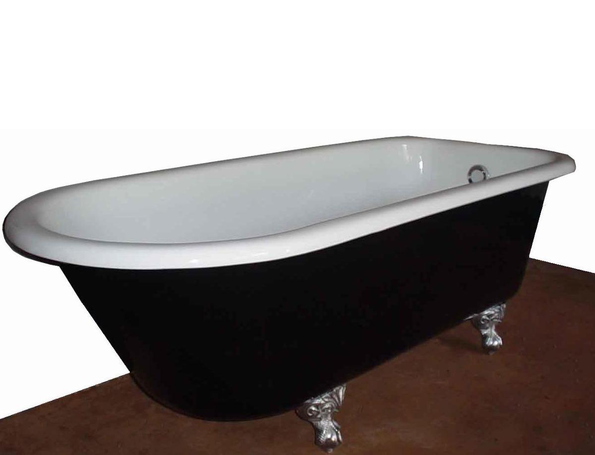 Banheira Vitoriana De Ferro Fundido  Tamanho Extra Grande  R$ 4999,00 em M -> Banheiro Com Banheira De Ferro
