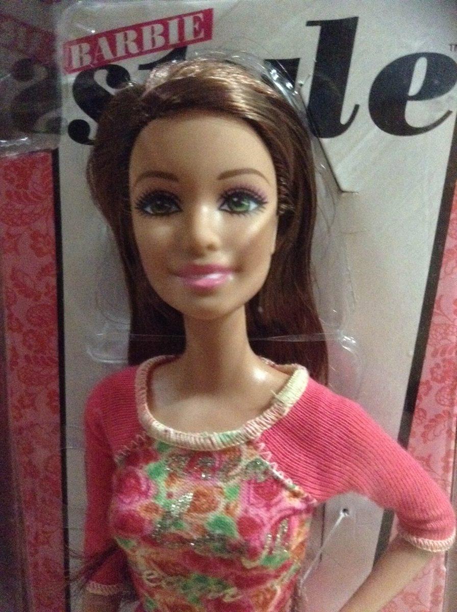 Barbie Style Teresa Cole O Festa Do Pijama R 68 99 Em Mercado Livre