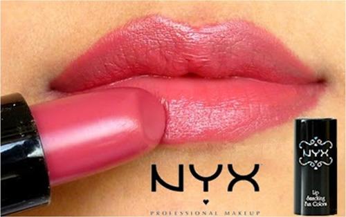 batom nyx  round lipstick