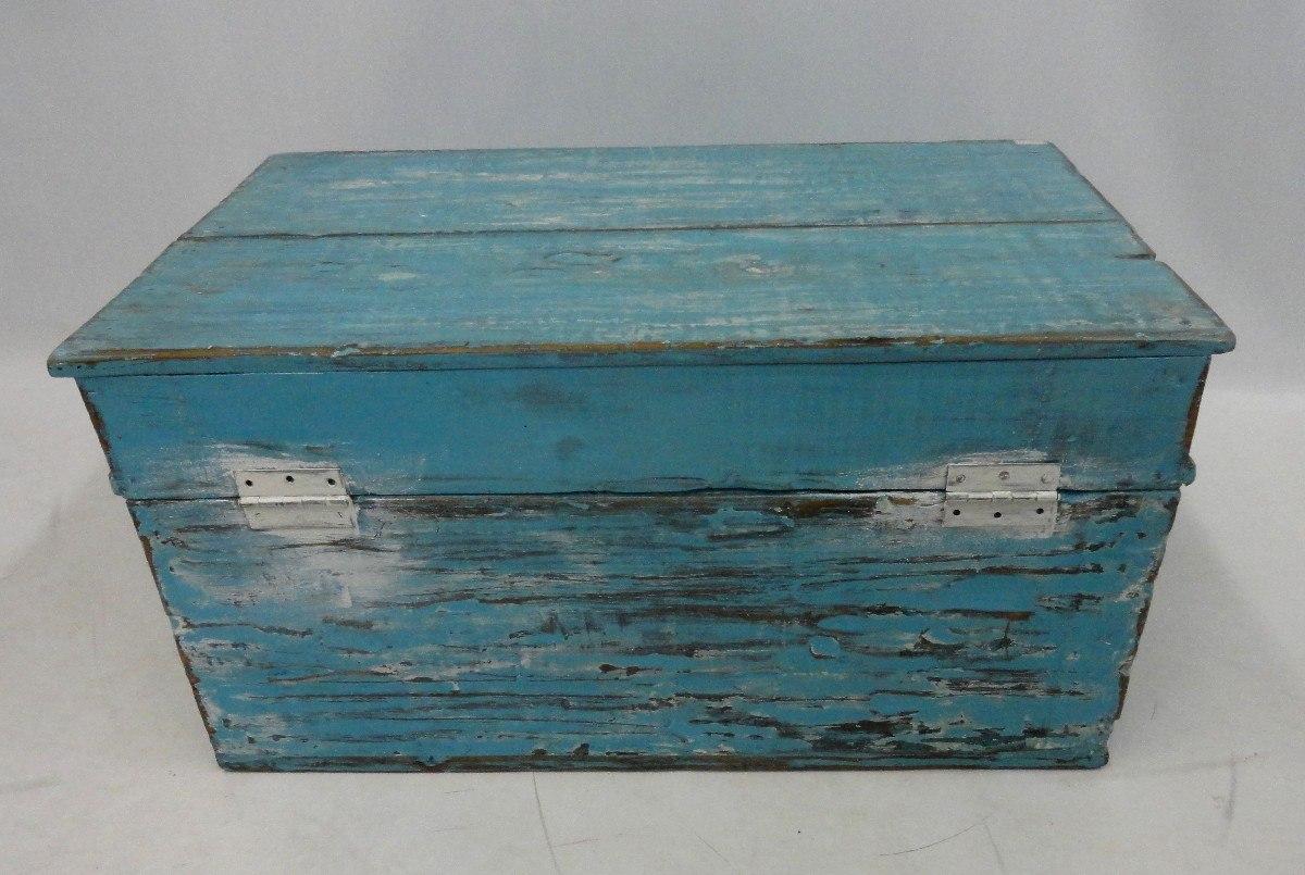 Baú Antigo De Madeira Cedro R$ 350 00 em Mercado Livre #39646D 1200x805